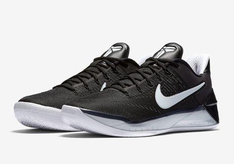 The Black Mamba's Nike Kobe A.D. Gets a Clean White Colorway | Kobe, Ads  and Footwear