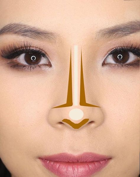 50 Affordable Nose Makeup Ideas That Are Very Inspiring For This Year