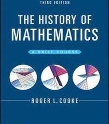 The History Of Mathematics PDF   mathematics