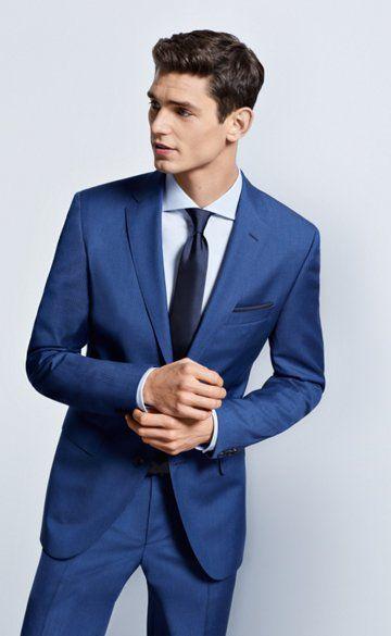 Hugo Boss Mode Homme Costume Homme Costard