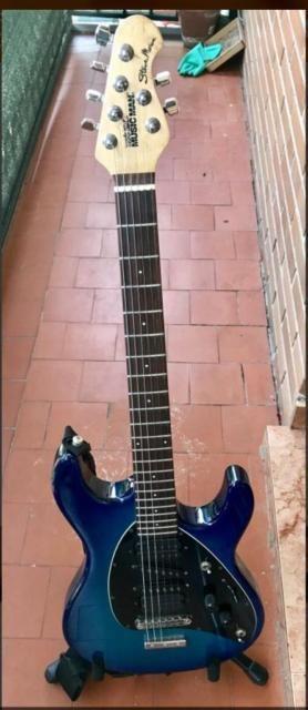 Music Man Steve Morse guitar | in Acton, London | Gumtree | Real