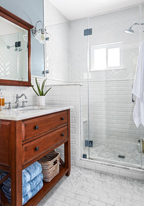 Bathroom Before and After: Small Change, Big Impact