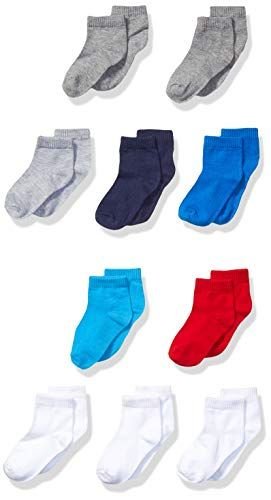 Hanes Boys Toddler Ankle Sock 10 Pack Now 5 50 Was 8 47 In 2020 Toddler Ankle Socks Boys Ankle Socks Toddler Boy Ankle Socks