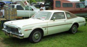 Dodge Aspen Coupe Dodge Aspen American Classic Cars