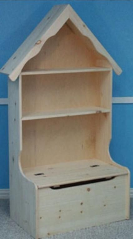Trendy Diy Wood Toys For Girls Bookshelves Ideas Diy Toys Wooden Toy Boxes Diy Toy Box Girls Bookshelf