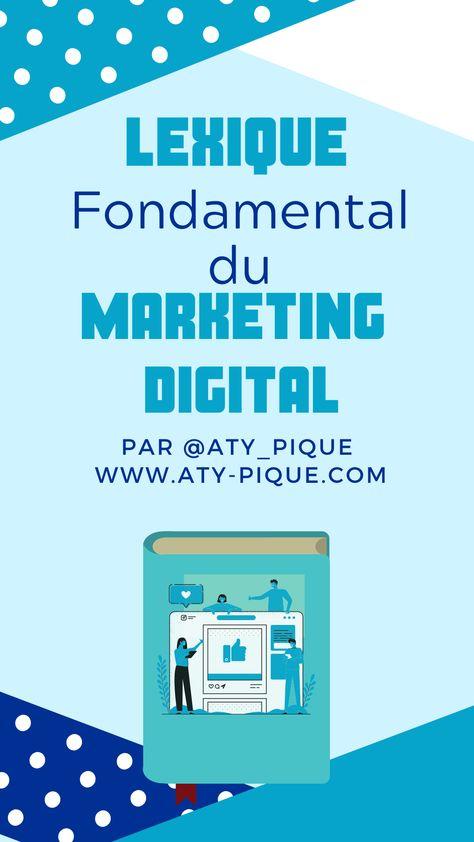 Lexique du Marketing Digital