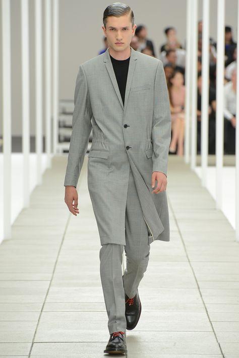 Spring 2013 Menswear - Dior Homme