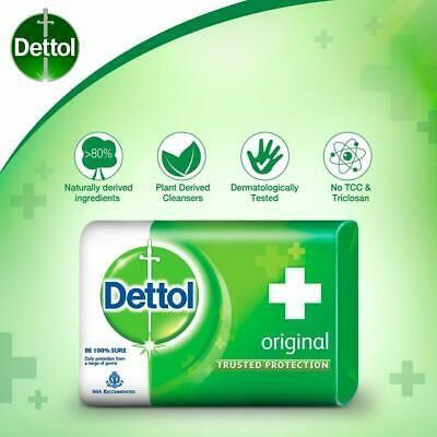 Details About Dettol Original Antibacterial Personal Protect Soap