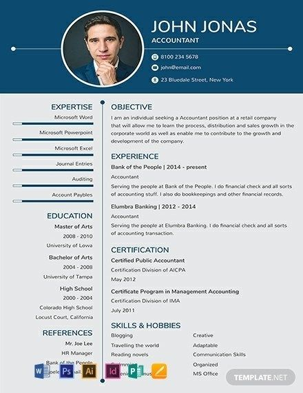 Resume One Yatayhorizonconsultingco In 2020 Resume Template Word Cv Words Downloadable Resume Template