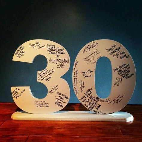 21 Awesome 30th Birthday Party Ideas For Men 30th Birthday Party