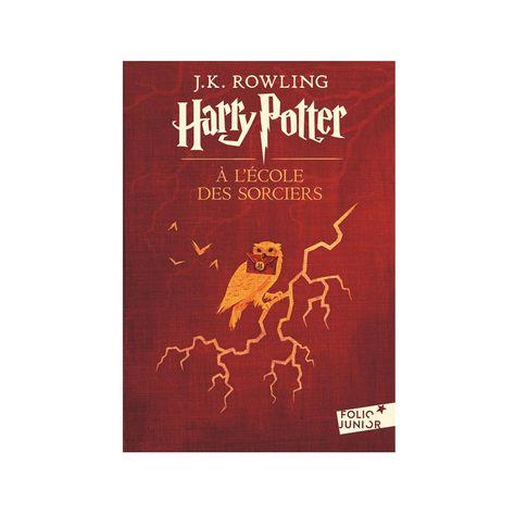 Livre Harry Potter A L Ecole Des Sorciers Harry Potter