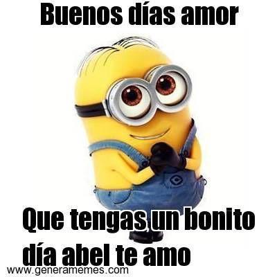 Imagenes De Buenos Dias Mi Amor Buen Dia Gracioso Buenos Dias Amor Memes De Buenos Dias