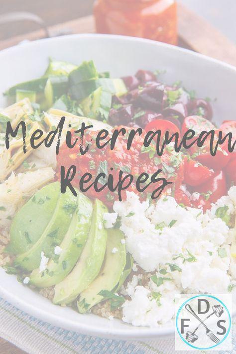 List of Pinterest mediterraneas diet shopping list meals