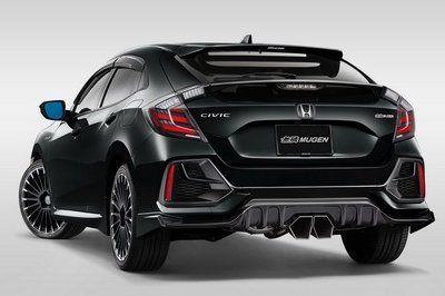 Honda Civic Hatchback By Mugen Top Speed Honda Civic Hatch Civic Hatchback Honda Civic Hatchback