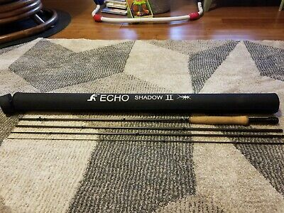 Ad Ebay Echo Shadow 11 New 10 3 Wt With Original Rod Case Fly Fishing Rods Fly Rods Fun Sports