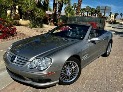 Details About 2004 Mercedes Benz Sl Class N0 Reserve In 2020