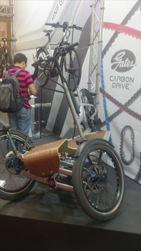 HNF Heisenberg CD1 Cargo Fahrräder Pinterest Heisenberg - designer mobel aus holz joyau bilder