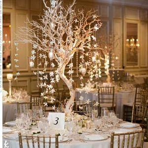 50 Silver Winter Wedding Ideas for Your Big Day   Winter wedding ...