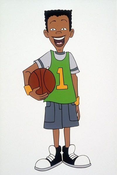 Here S What The Kids From Recess Look Like Today Black Cartoon Characters 90s Cartoon Characters Black Cartoon