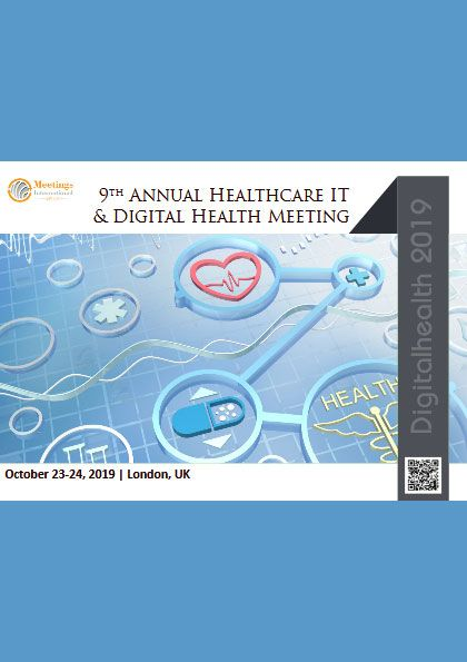 9th Annual Healthcare IT & Digital Health Meeting in 2019