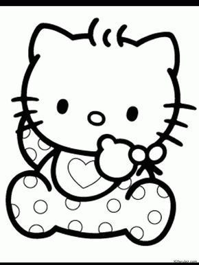 Hello Kitty Baby Coloring Pages Free Printable Coloring Pages Hello Kitty Colouring Pages Hello Kitty Coloring Kitty Coloring