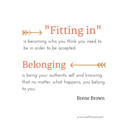 Image result for belonging and not fitting in quote
