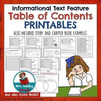 Best  Table Of Contents Page Ideas On   Table Of