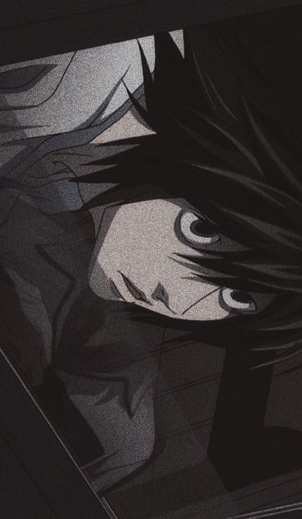 L Lᴀᴡʟɪᴇᴛ In 2020 Death Note L Death Note Death Note Wallpaper Iphone