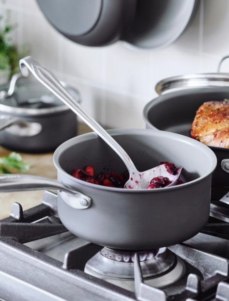 Greenpan make healthy non toxic non stick pans that are dishwasher safe, grab yours now.