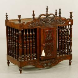 ANTIQUE FRENCH PANETTIERE Annual Holiday Auction | Official Kaminski  Auctions | Estate Auctions | Pinterest | Brown Furniture, French Kitchens  And Antique ...