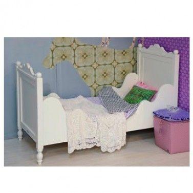 Bopita Junior Bed.Bopita Belle Junior White Meisjeskamer Bornevaerelse