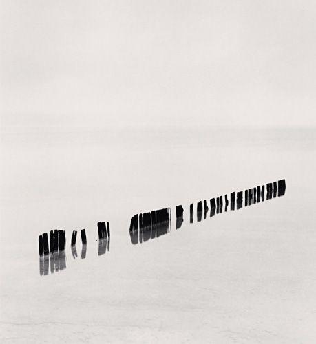 Michael Kenna - Usoriyama Lake, Osoresan, Honshu, Japan, 2002