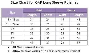 Image Result For Gap Kids Size Chart Size Chart For Kids Gap Kids Size Chart