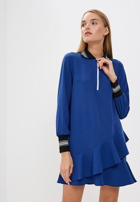 8a4a173e72b Платье Sportmax Code купить за 25 399 руб SP027EWBSXQ7 в интернет-магазине  Lamoda.ru