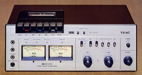 TEAC   A-460 - www.remix-numerisation.fr - Rendez vos souvenirs durables ! - Sauvegarde - Transfert - Copie - Digitalisation - Restauration de bande magnétique Audio - MiniDisc - Cassette Audio et Cassette VHS - VHSC - SVHSC - Video8 - Hi8 - Digital8 - MiniDv - Laserdisc - Bobine fil d'acier
