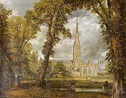 John Constable Wikipedia Comment Peindre Peintre Anglais Et