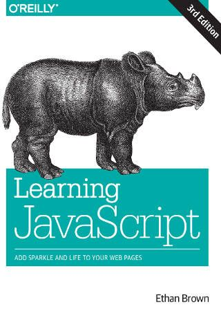 Learning JavaScript by Ethan Brown (PDF)   Non-Fiction Book