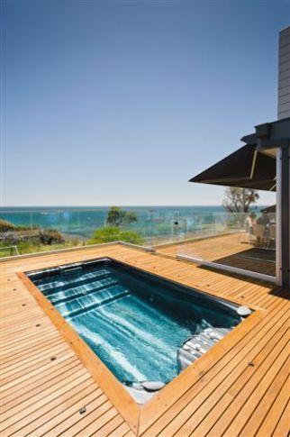 Swim Spa - Endless Plunge Pool - The Hornet (Inground) | Hot ...