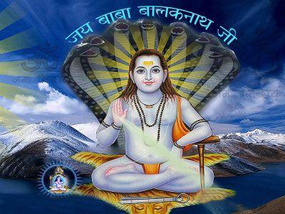 Hindu God Baba Balaknath Shiva Wallpaper Hindu Gods Hindu Statues
