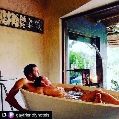bath #Repost @gayfriendlyhotels...