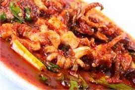 Resep Cumi Rica-Rica Pedas Mantap  Resep makanan cina, Resep