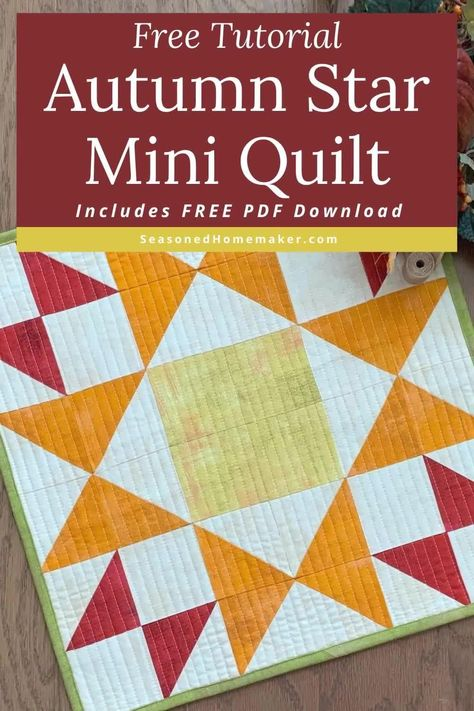 Quilt Square Patterns, Beginner Quilt Patterns, Quilting For Beginners, Quilt Block Patterns, Quilting Tips, Quilting Tutorials, Square Quilt, Free Baby Quilt Patterns, Missouri Quilt Tutorials