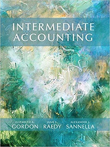Test Bank For Intermediate Accounting 1st Edition By