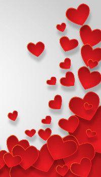 Heart Design Wallpaper Valentines Wallpaper Iphone Valentines Wallpaper Flower Phone Wallpaper