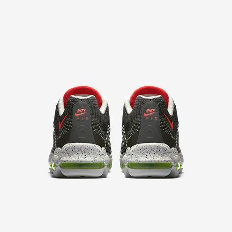 Cheap Nike Air Max 95 Ultra Jacquard Bright Crimson Trainers