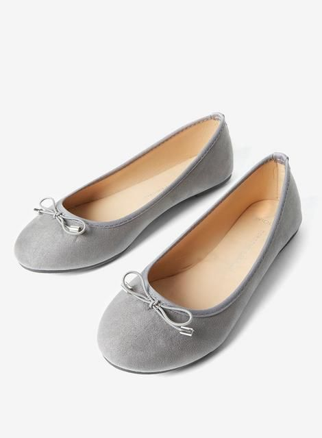 L2018 Wide Fit Grey Pandora Pumps View All Shoes Shoes Dorothy Perkins