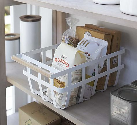Scandi Kitchen Storage Basket Kitchen Basket Storage Storage Baskets Scandi Kitchen