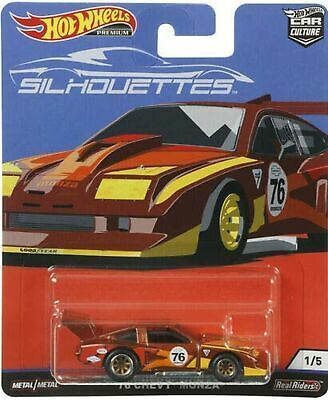 Ad Hot Wheels Car Culture 76 Chevy Monza New With Images Hot