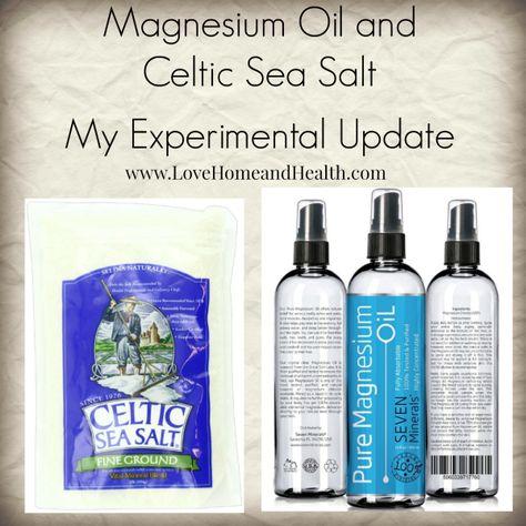 Sunfood, Pure & Potent Magnesium Oil, 4 fl oz (118 ml) | To