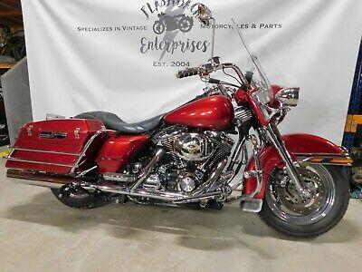 Ad Ebay Link 2001 Harley Davidson Other 2001 Harley Davidson Road King Flhpi Police Edition 1560 Harley Davidson Harley Harley Davidson Bikes